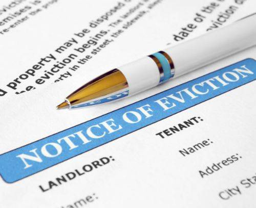 eviction notice legal document services
